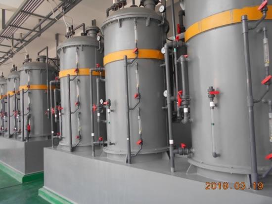 高纯型二氧化氯发生器